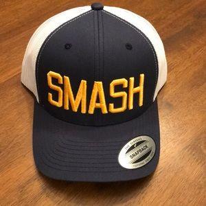 SMASH trucker hat!!
